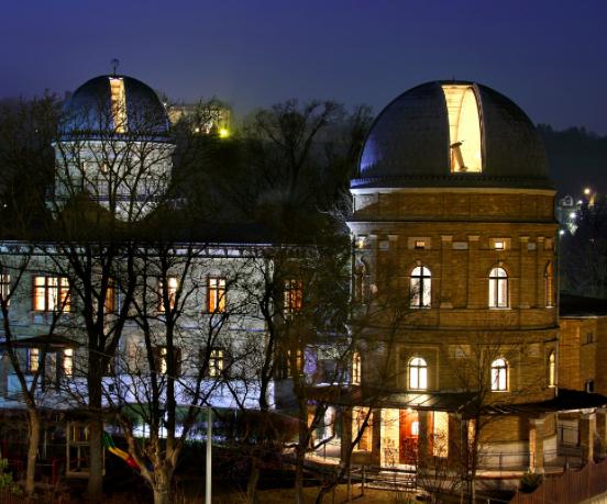 Astronomie auf der Kuffner-Sternwarte