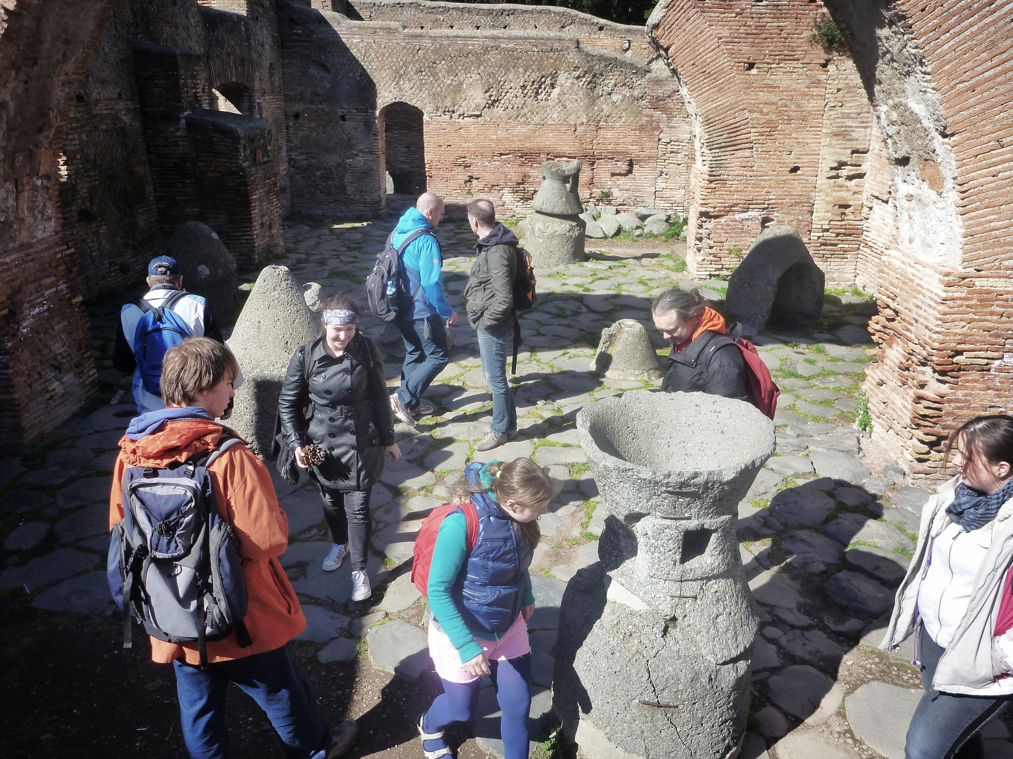 Romreise im Herbst 2016