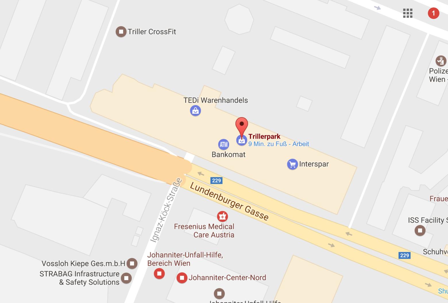 Einkaufszentren – Fluch oder Segen? (Teil 1: Trillerpark/SCN)
