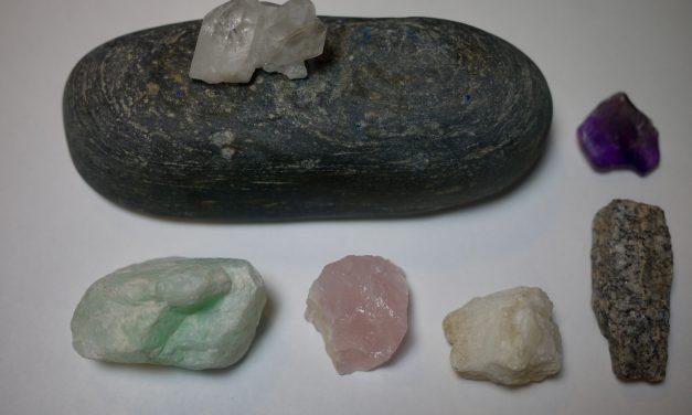 VWA-Thema: Wie schwer sind Steine?