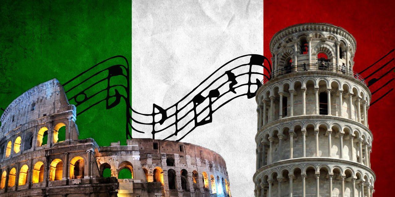 Die singen, die Römer