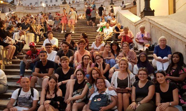 Tag 1: Führungen durch Rom