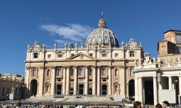 Tag 2: der Vatikan
