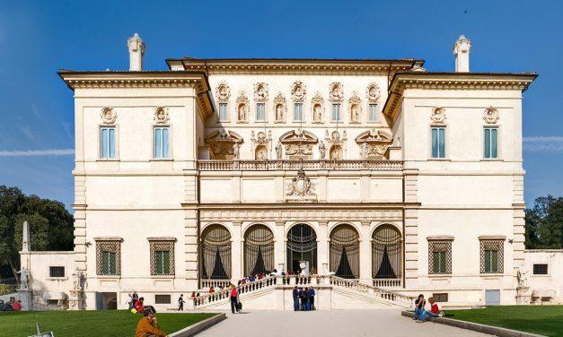 Tag 4: Villa Borghese