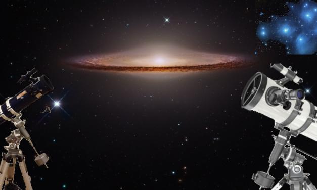 Teleskopinfo für Einsteiger: Anmeldungen abgeschlossen