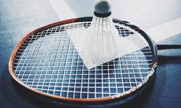 Badminton: Anmeldungen abgeschlossen