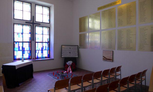 Exkursion zum Weiheraum (ehemaliger Hinrichtungsraum) des Landesgerichts für Strafsachen