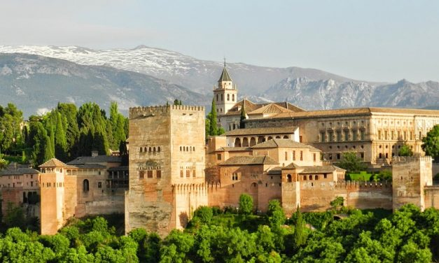 Anmeldung Sprachreise nach Granada