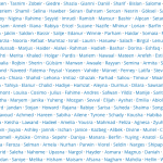 6190 erste Namen