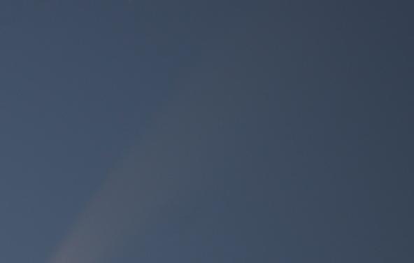 Komet C/2020 F3 Neowise über Wien